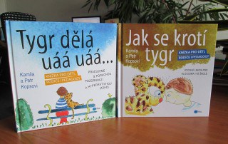 obě knihy