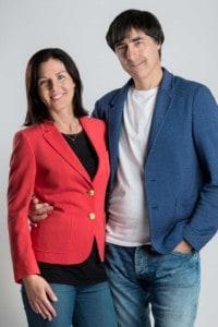 Kamila a Petr Kopsovi
